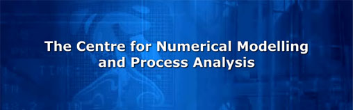 Title image - The Centre for Numerical Modelling and Process Analysis